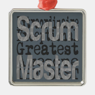 Scrum Master Extraordinaire Metal Ornament