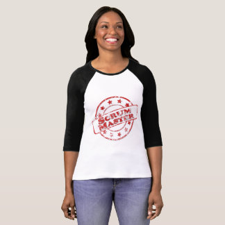 Scrum Master Stamp T-Shirt