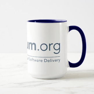 Scrum.org Mug - 15oz.