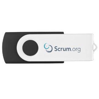 Scrum.org USB Flash Drive Swivel USB 2.0 Flash Drive
