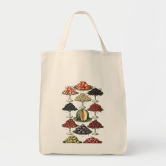 Scrumptious Fruit Tote Bag