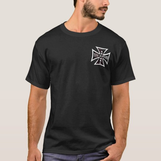 SCTD Rebreather Team - The Terence Special T-Shirt