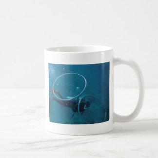 Scuba Diver Coffee Mug
