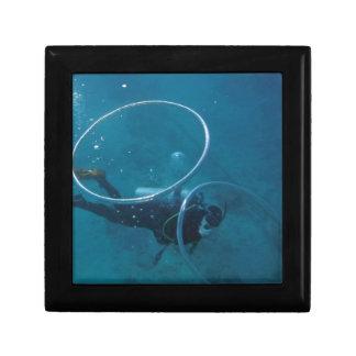 Scuba Diver Gift Box