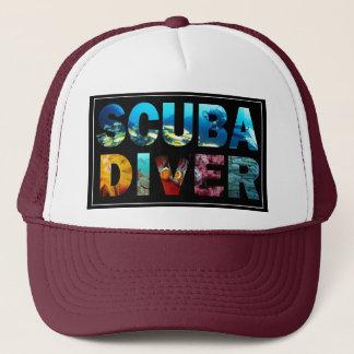 scuba diver hat