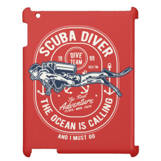 Scuba Diver IPAD/IPAD MINI, IPAD AIR CASE