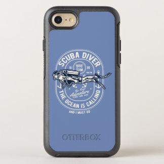 Scuba Diver Otterbox Phone Case