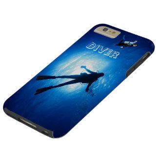 Scuba Diver Tough iPhone 6 Plus Case