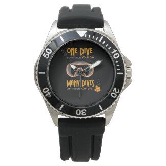 Scuba Diver Watch
