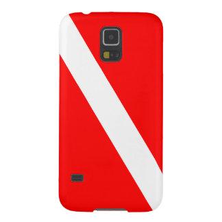 Scuba Diving Dive Flag Case For Galaxy S5
