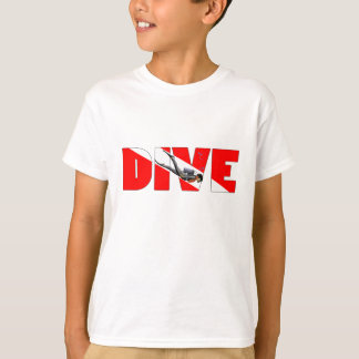 Scuba Diving DIVE T-Shirt
