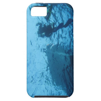 Scuba DIving i-phone case