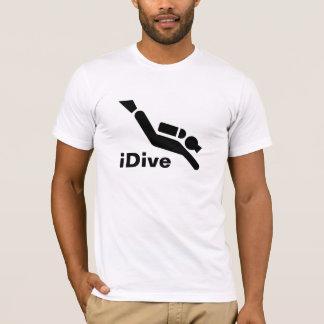 Scuba Diving iDive T-Shirt
