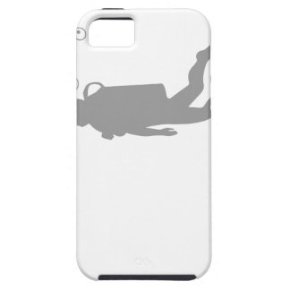 scuba diving iPhone 5 cover