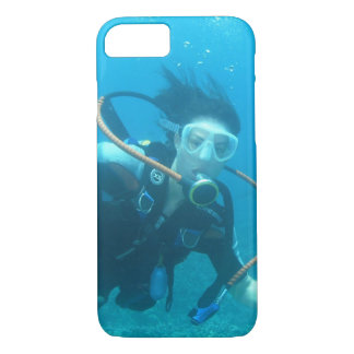 Scuba Diving iPhone 7 Case