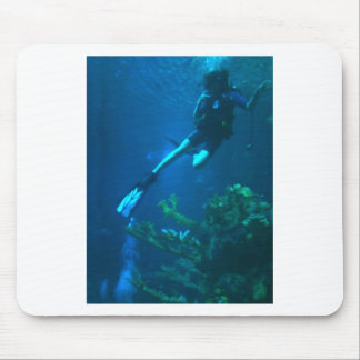Scuba Diving - Life to Dive Mouse Pad