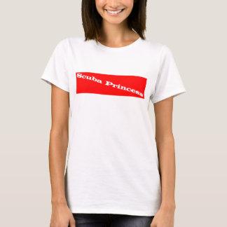 scuba diving t-shirt