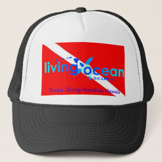 Scuba Diving Trucker Hat