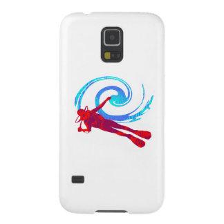 Scuba Dreams Case For Galaxy S5