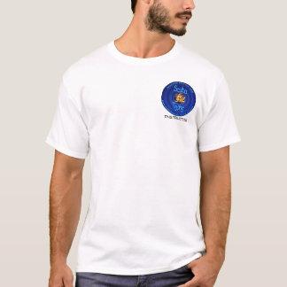 Scuba Toons Logo Seals Link, INSTR... - Customized T-Shirt