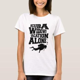 Scuba Widows Tee Shirt