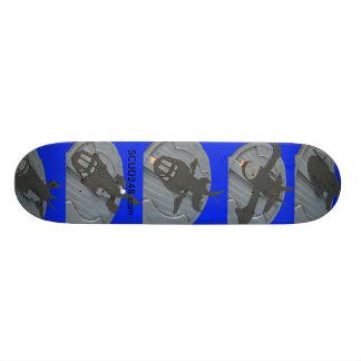 SCUD248 Skateboard