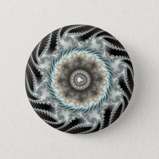 Scuibbish - Fractal 2 Inch Round Button