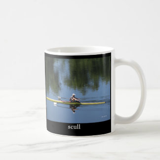 Scull Coffee Mug