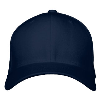 Scull Embroidered Hat