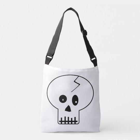 Scull Gunilla on Bag