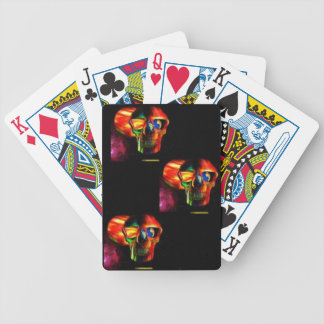 Scull Playing Cards