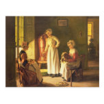 Scullery Maids Postcard