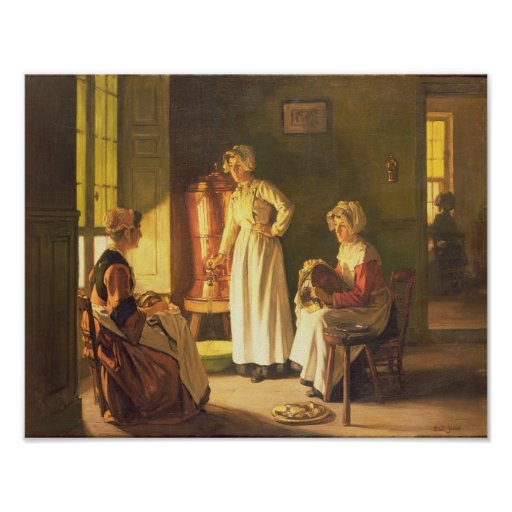Scullery Maids Poster
