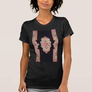 Sculpted Floral T Shirts