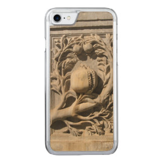 Sculpture Apple iPhone 7 Slim Maple Wood Case