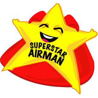 sculpture drôle en photo d aviateurs de superstar photo en relief