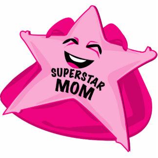 sculpture drôle en photo de maman de superstar ! photo sculpture