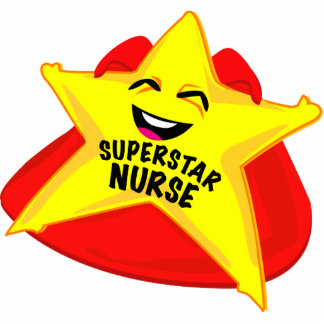 sculpture drôle en photo d'infirmière de superstar photo sculpture