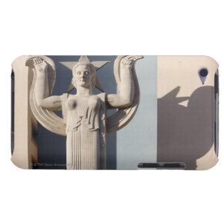 Sculpture en art déco à la foire d'état du Texas Coques iPod Case-Mate