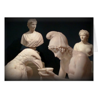 Sculpture Images Card