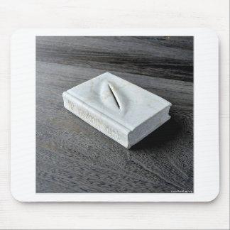 Sculptures designs mouse pad