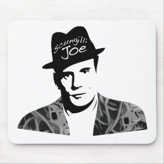 Scungilli Joe Mouse Pad