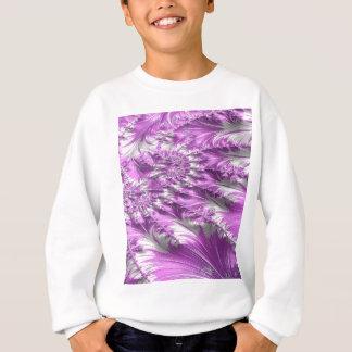 scurfy obsidian fractal sweatshirt