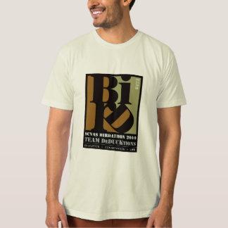 SCVAS Birdathon 2010 with Team DeDUCKtions T-Shirt