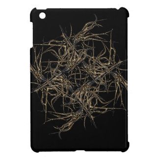 scwarzes gold cover for the iPad mini