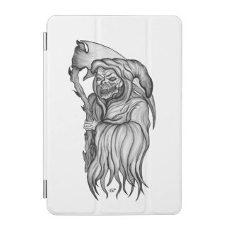 Scythe man - The Death iPad Mini Cover