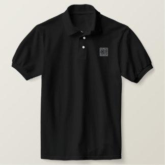 SDG~ Soli Deo Gloria Embroidered Polo Shirt