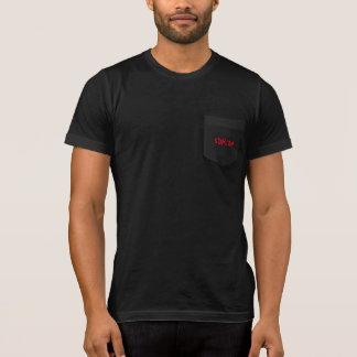 SDHCOA Black pocket T 2.0 T-Shirt