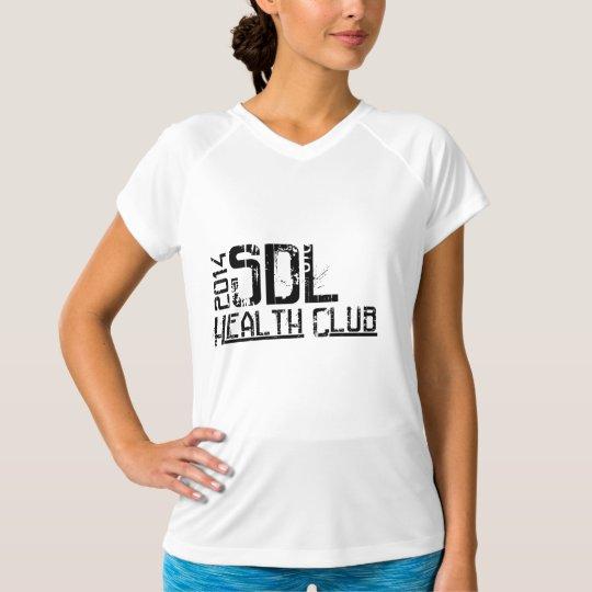SDLHC - Double Dry Training #2 - Women's T-Shirt