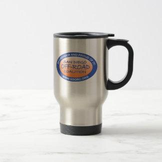 SDORC logo [Converted], SDORC logo [Converted] Travel Mug